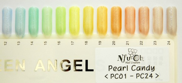 Pear Candy 1