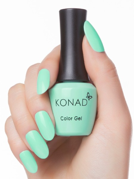 ג'ל לק Konad Gel Polish Mint Soda 59