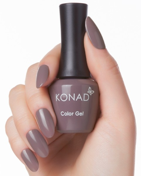 ג'ל לק Konad Gel Polish Drying Rose 62