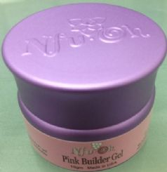 Nfu.Oh Pink Builder Gel 10 g