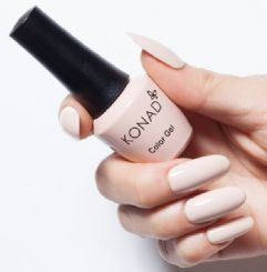 ג'ל לק konad gel polish Cream Beige 05