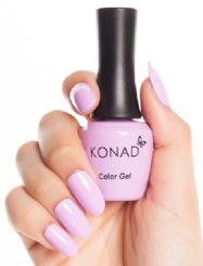 ג'ל לק konad gel polish Sweet Lilac 11