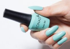 ג'ל לק konad gel polish Spring Mint 07