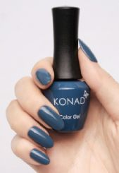 ג'ל לק konad gel polish Bluestone 32