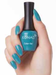ג'ל לק konad gel polish Pagoda Blue 46