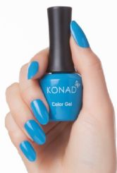 konad gel polish Vivid Blue 48