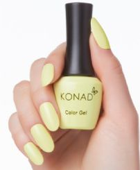 ג'ל לק Konad Gel Polish Yellow Iris 57