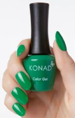 ג'ל לק konad gel VACANCE GREEN 68