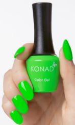 ג'ל לק konad gel NEON GREEN 70