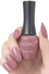 86 konad gel Polish Mocha Rose