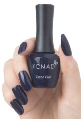80 konad gel Polish Satin Navy