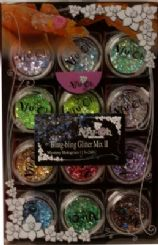 HOLOGRAM Bling - bling Glitter MIx